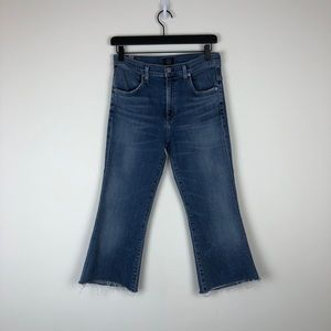 Citizens of humanity 'Chloe' jeans cropped size 29